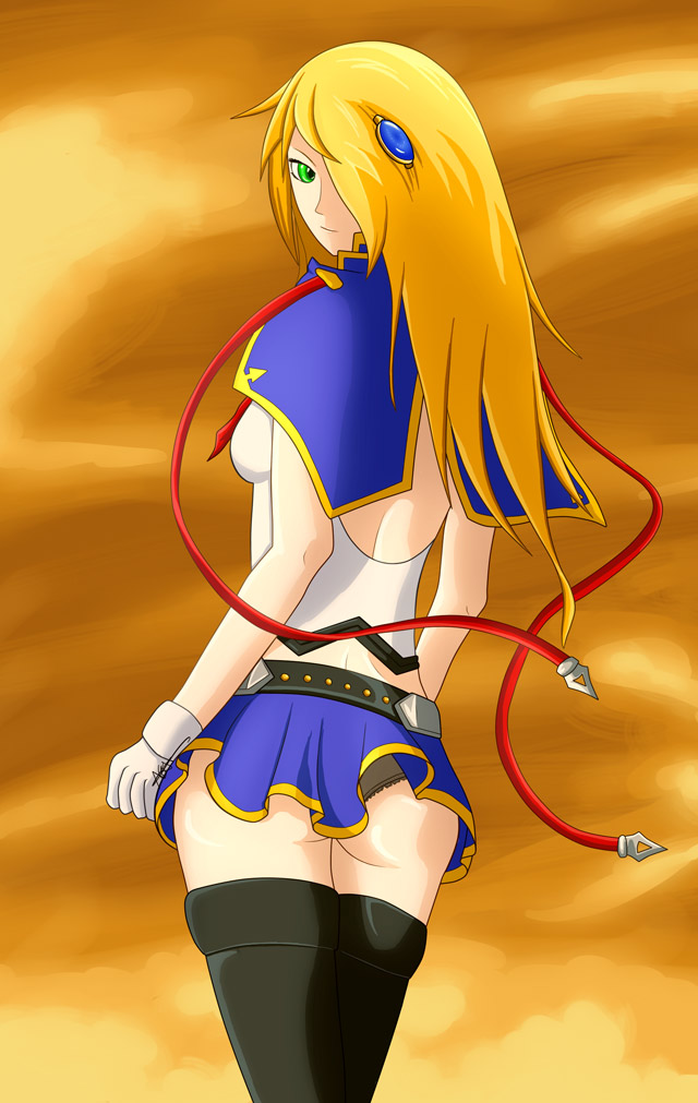 Blazblue noel vermillion